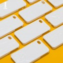 100 cover neutre sublimazione iPhone 4 e 4S ingrosso