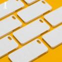 100 cover neutre sublimazione iPhone 5 5S SE ingrosso