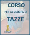 Stampa tazze