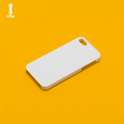 100 cover neutre sublimazione iPhone 5 5S SE ingrosso