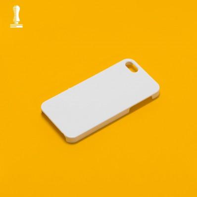 Cover neutre sublimazione 3D iPhone 5 5S 5 SE