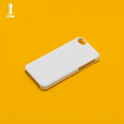 Cover neutre sublimazione 3D iPhone 5C