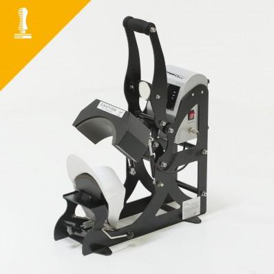 Automatic cap press