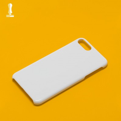 Cover neutre sublimazione 3D iPhone 8 Plus