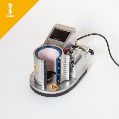 Presse à chaud automatique pour l'impression de gobelets
