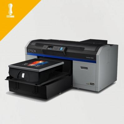 Epson SC F2100 DTG - Stampa diretta su tessuti chiari e scuri