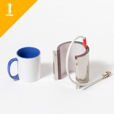 Elemento di ricambio per pressa per tazze 6 oz
