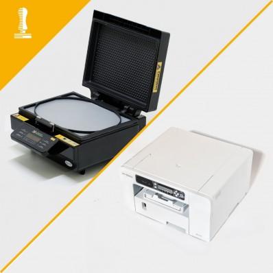 macchina per stampare su cover iphone