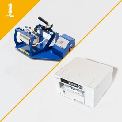 Becherdruck-Kit - Handbuch