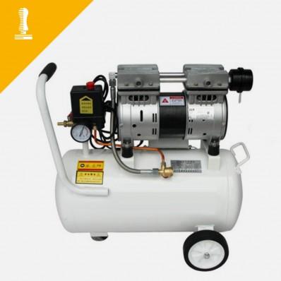 Silent compressor 24 liters