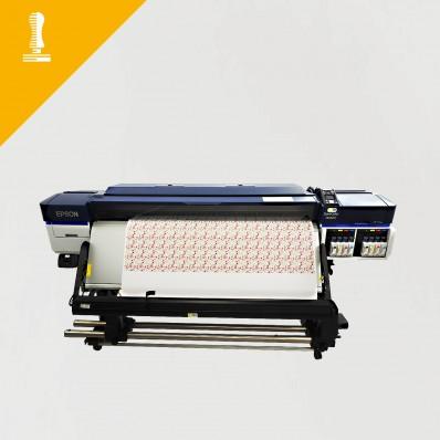 Drucksystem für Öko-Leder für Epson-Drucker
