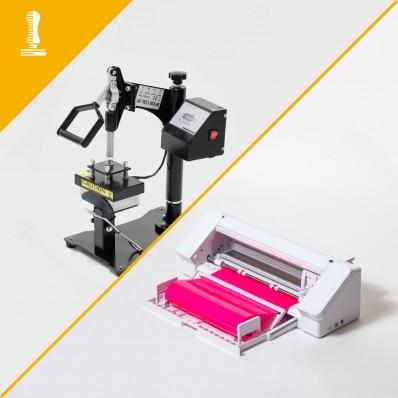 Kit zum Bedrucken von Hüten - Handbuch